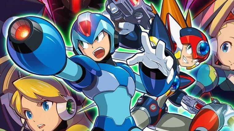 Mega Man X Legacy Collection pode ter teasers de Mega Man X9!