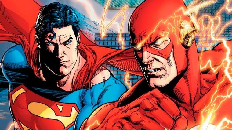 O Flash é mais rápido do que o Superman, garante roteirista