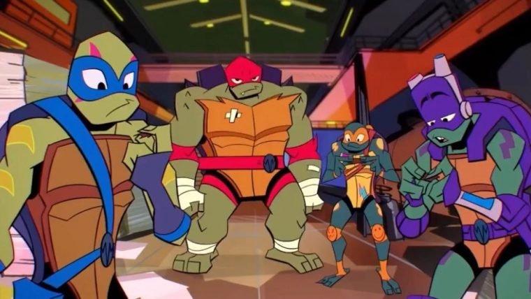 Nova série das Tartarugas Ninja ganha seu primeiro trailer na SDCC