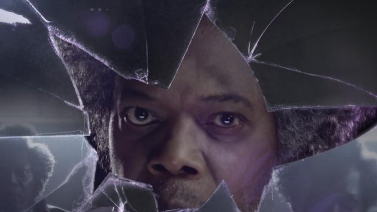 Vidro ganha novo teaser focado em Elijah Price