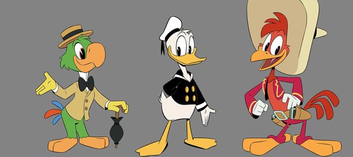 Zé Carioca estará na segunda temporada de Ducktales!