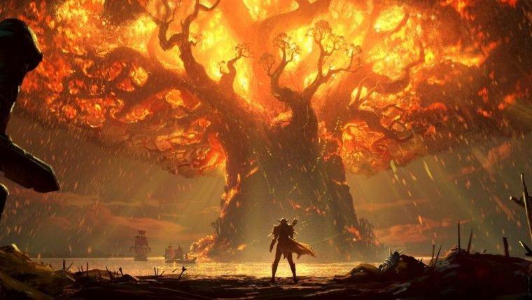 World of Warcraft | Confira duas versões sobre os terríveis acontecimentos de Teldrassil