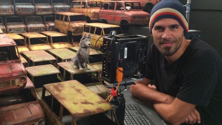 Conversamos com Matias Liebrecht, animador brasileiro de Tim Burton e Wes Anderson