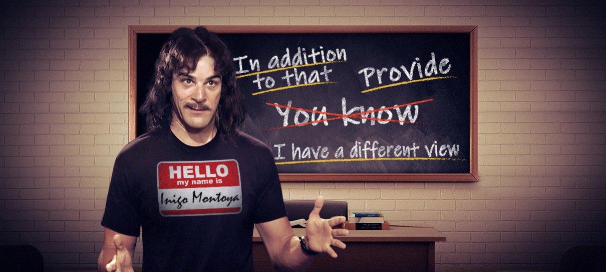Experiências formais em inglês