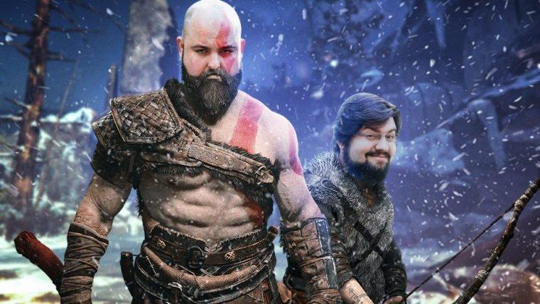 God of War - Casos de Família Nórdica