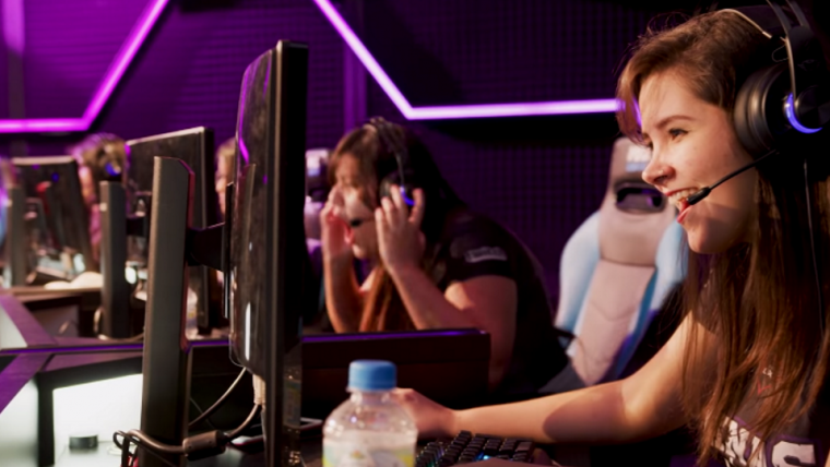 Vídeo da Valve mostra Rainha de Copas, maior torneio feminino de Dota 2