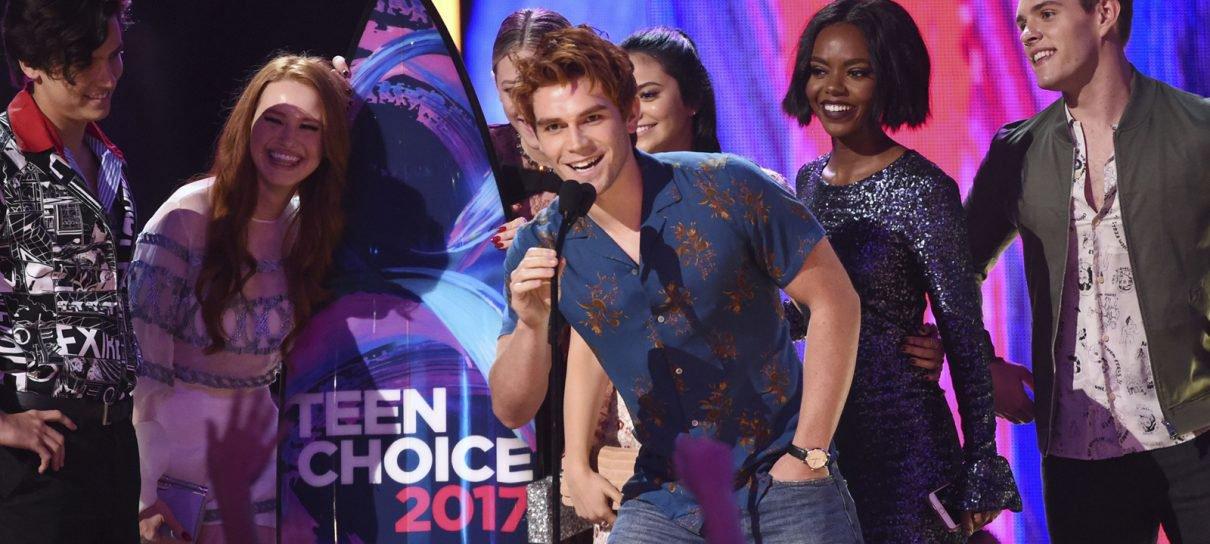 Confira os vencedores do Teen Choice 2018!