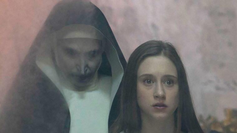 A Freira | Valak assombra noviça em nova foto do filme