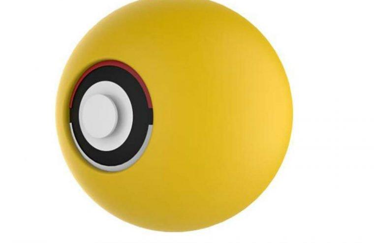 Acessório para a Poke Ball Plus