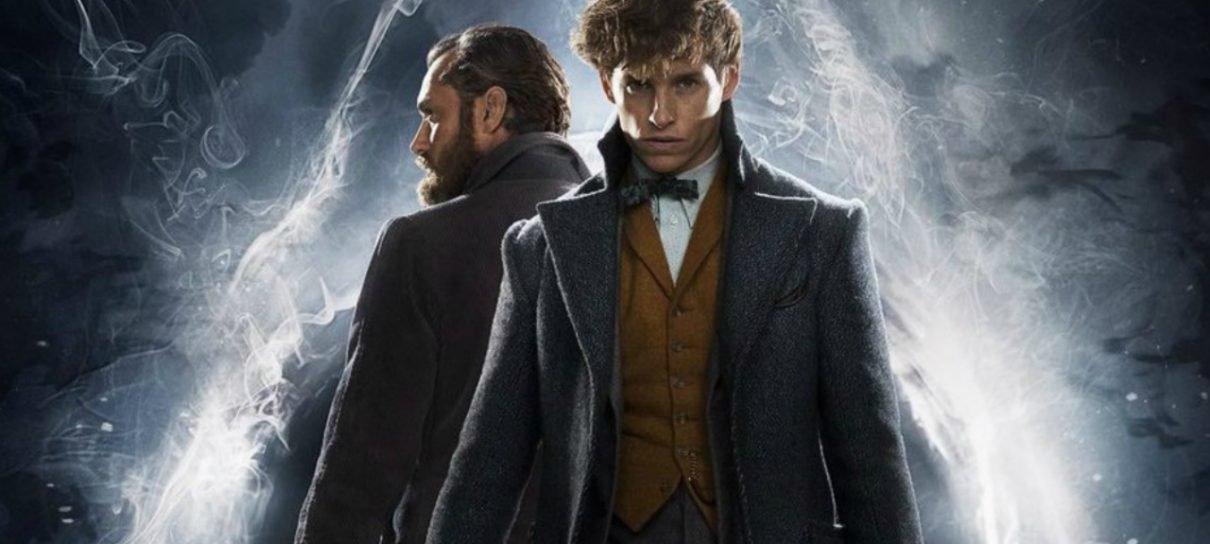 Animais Fantásticos: Os Crimes de Grindelwald | Roteiro do filme será publicado no Brasil