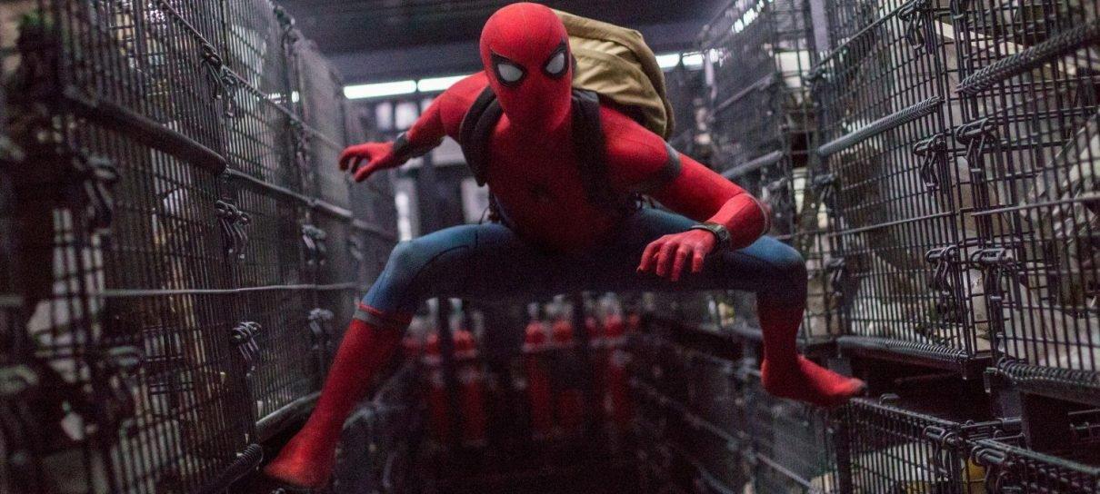 Homem-Aranha: Longe de Casa é o título oficial da sequência de De Volta ao Lar