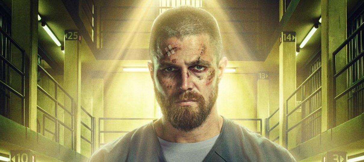 Arrow | Stephen Amell divulga trailer da sétima temporada