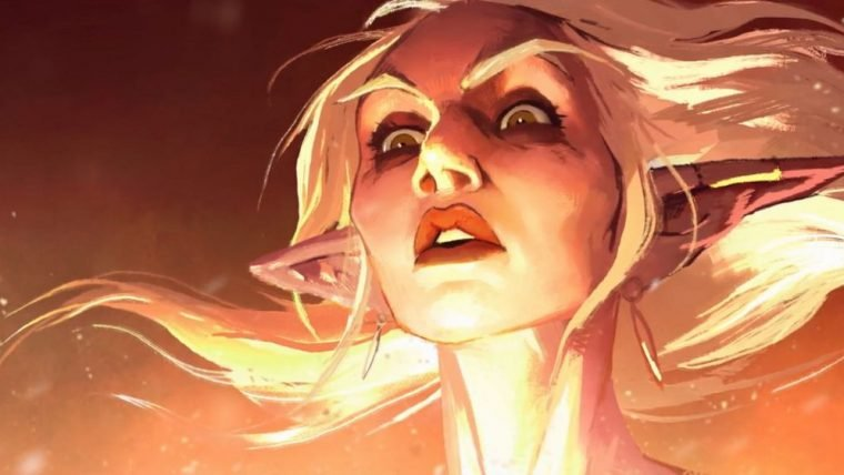 World of Warcraft | Azshara faz um pacto nas profundezas em novo curta