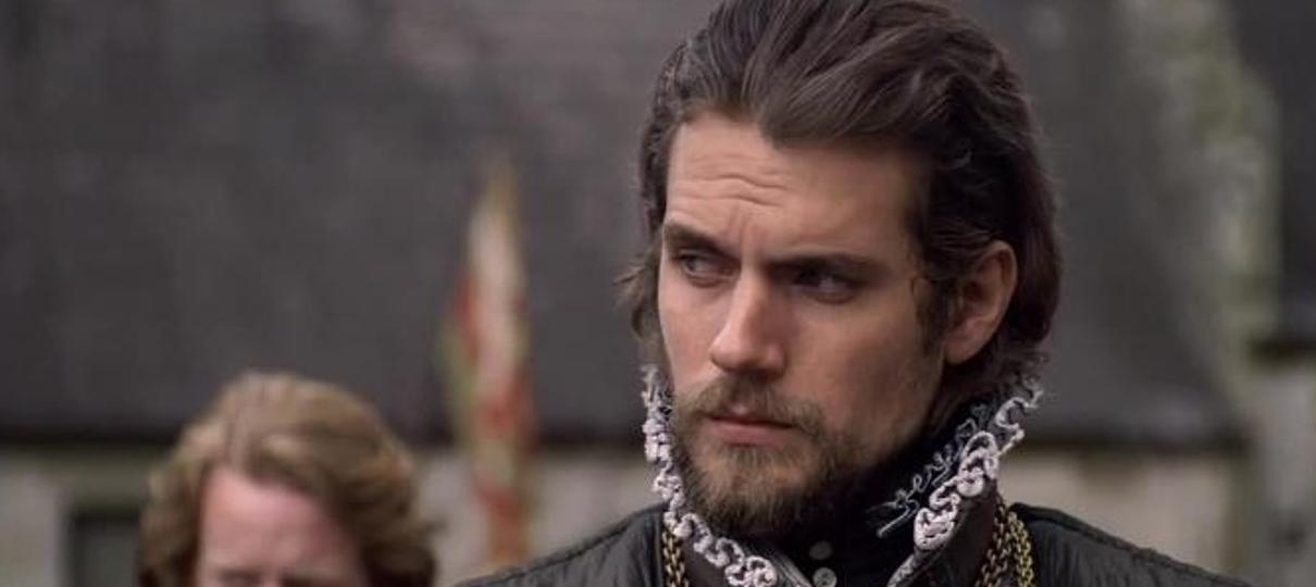 Henry Cavill quer ser Geralt na série de The Witcher