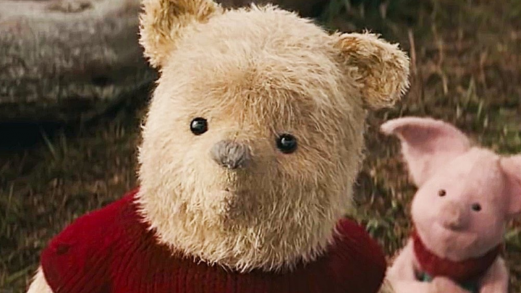 Christopher Robin é banido na China por causa de montagens com Ursinho Pooh