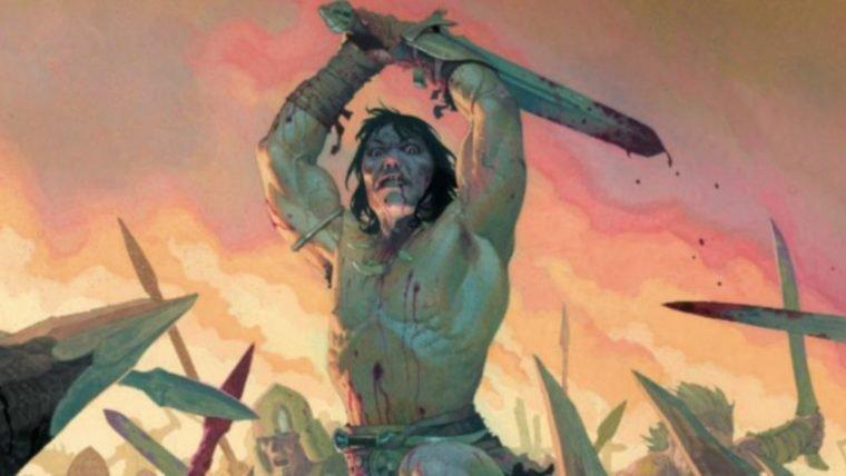 Conan | Nova HQ da Marvel fará homenagem aos contos originais do Bárbaro