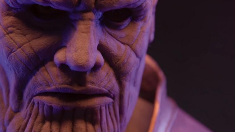 Nada de computação gráfica: esse cosplayer recriou o visual de Thanos na vida real