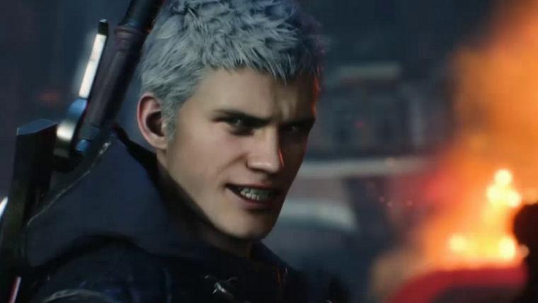 Devil May Cry 5 ganha data de lançamento