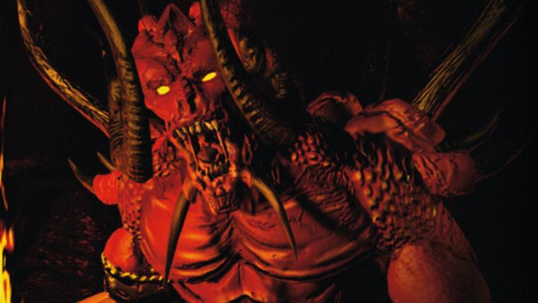 Blizzard adoraria colocar o Diablo em Super Smash Bros. Ultimate