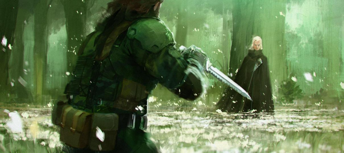Diretor quer que seu filme de Metal Gear Solid honre a franquia