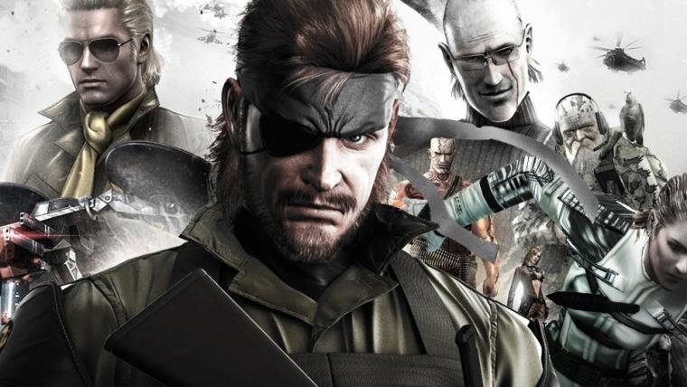 Escolhemos o nosso elenco para o filme de Metal Gear Solid!