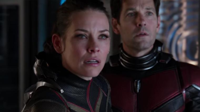 Evangeline Lilly não quer um filme solo da Vespa