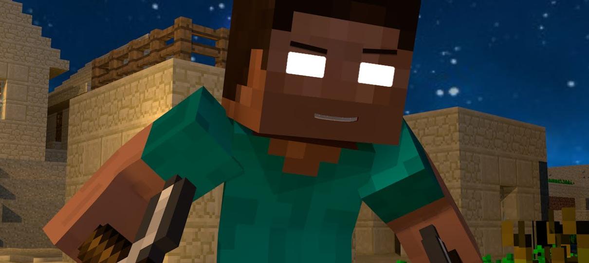 Filme baseado em Minecraft perdeu seu diretor