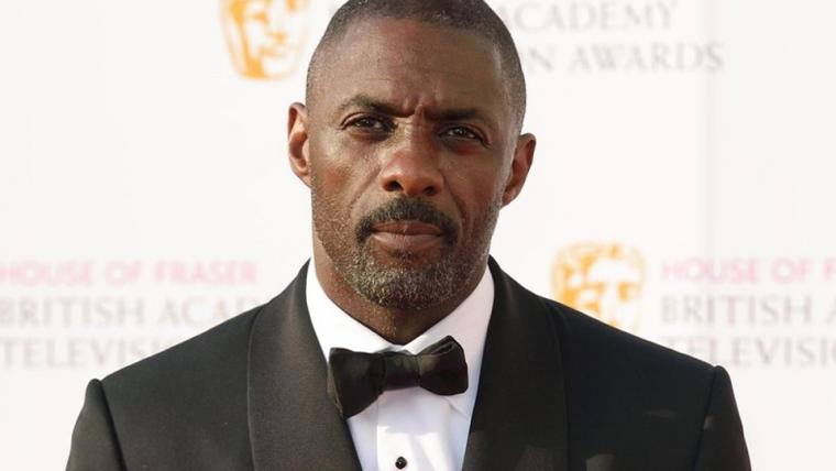 Idris Elba diz que não está cotado para ser 007