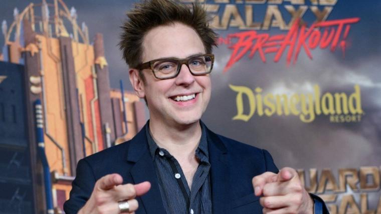 James Gunn não será recontratado pela Disney