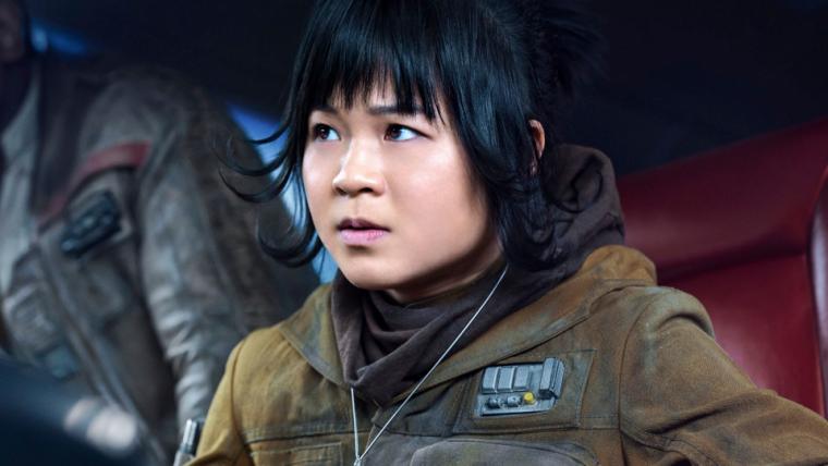 Kelly Marie Tran, a Rose de Star Wars, fala sobre xingamentos dos fãs
