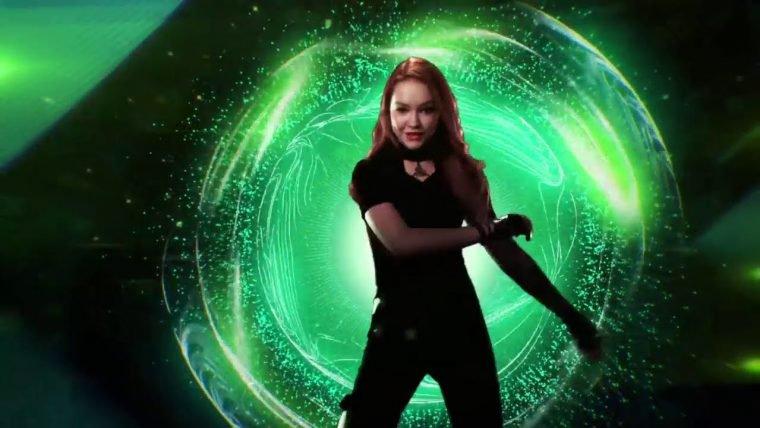 Kim Possible está pronta para a ação no teaser do filme live-action