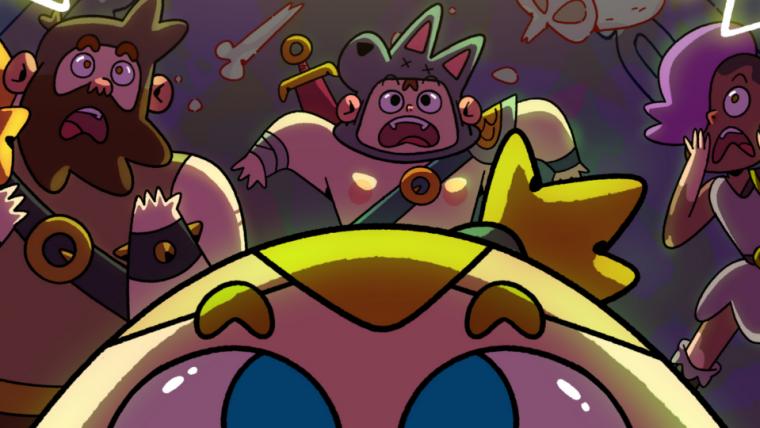 Conversamos com os criadores de Lendas Vikings sobre animações e seus desafios de produção