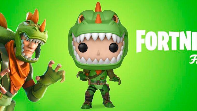 Primeiras miniaturas da Funko de Fortnite são reveladas