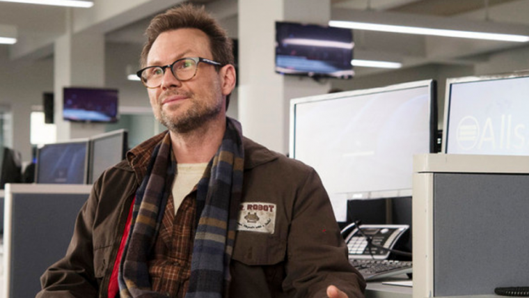 Quarta temporada de Mr. Robot deve ser a última, diz Christian Slater