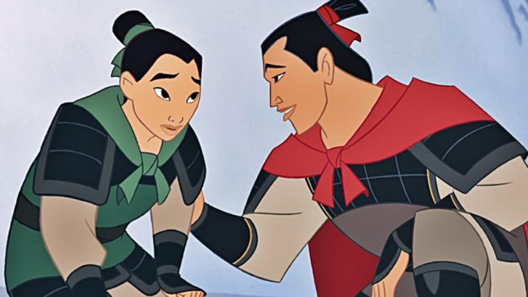 Diretora divulga primeira foto de bastidores de Mulan