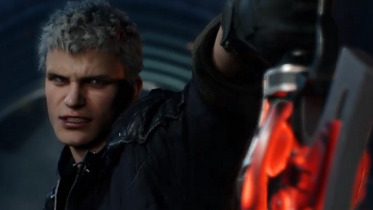 Todas as novidades de Devil May Cry 5 na gamescom 2018