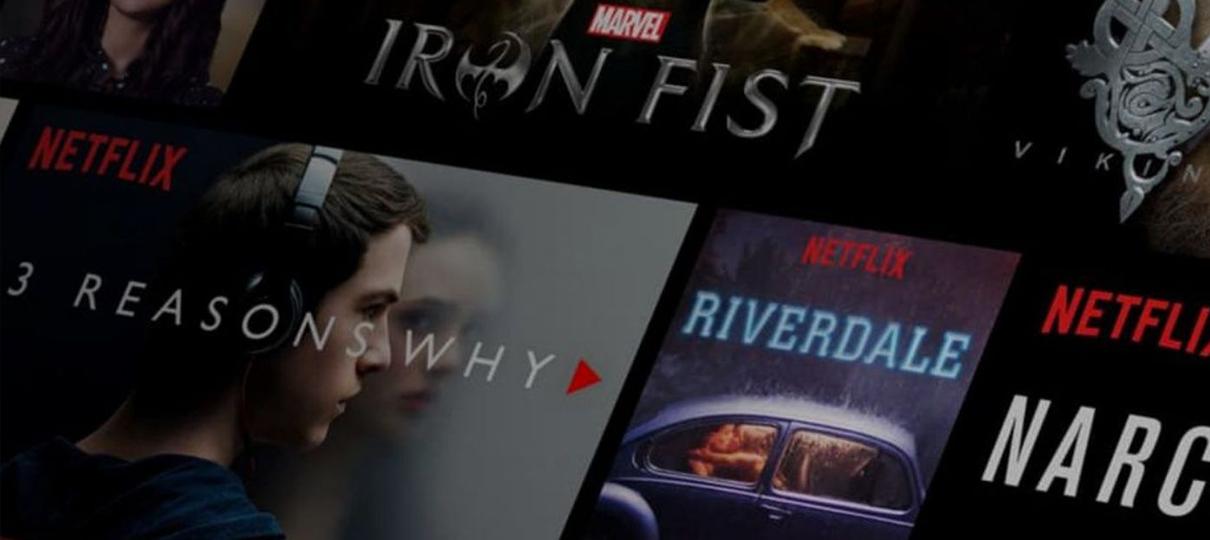 Netflix remove todos os comentários feitos por usuários da plataforma