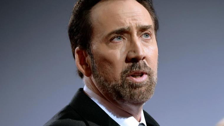 Nicolas Cage fala sobre sua preparação para interpretar o Homem-Aranha Noir