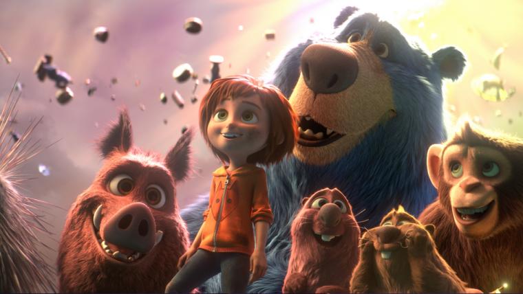 O Parque dos Sonhos | Dois dubladores da animação são revelados