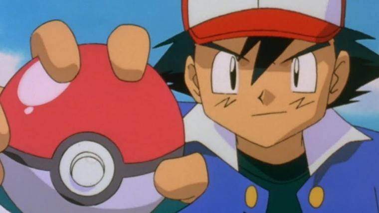 Twitch vai realizar maratona com 16 filmes e 19 temporadas do anime de Pokémon