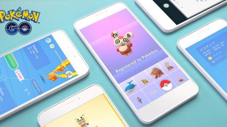 Evento de trocas em Pokémon Go reduz custo e aumenta os benefícios