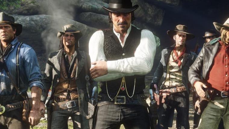 Red Dead Redemption 2 terá legendas em português