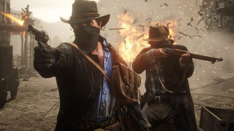 Red Dead Redemption 2 pretende redefinir a indústria de jogos, diz CEO da Take-Two