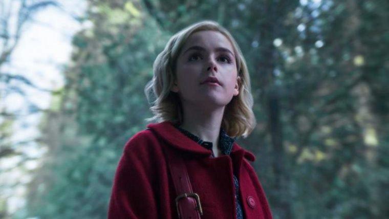 O Mundo Sombrio de Sabrina | Feiticeira aparece em fotos oficiais da série