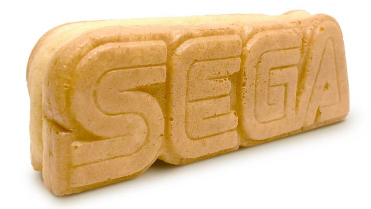 SEGA vai lançar seu logo comestível no Japão!