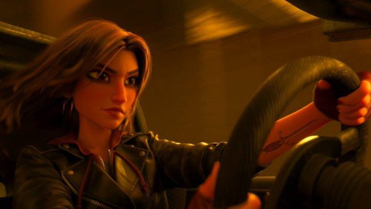 Wi-Fi Ralph | Novo teaser traz a personagem vivida por Gal Gadot
