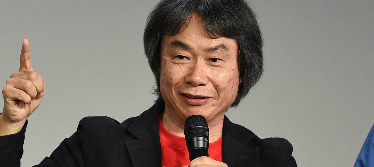 Shigeru Miyamoto critica modelo de