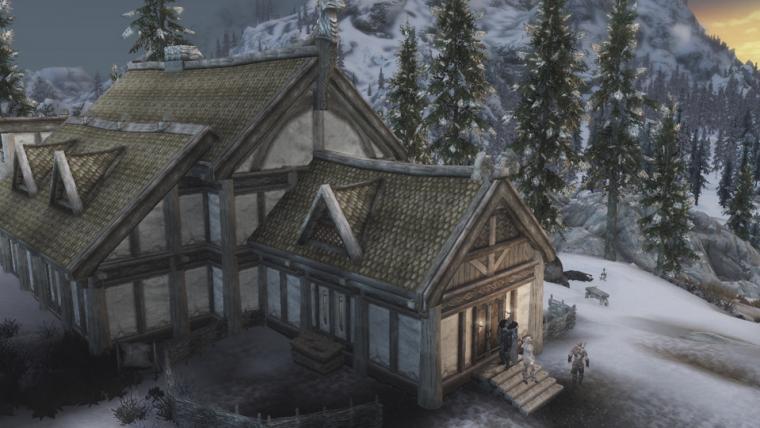 Imobiliária calcula o valor real de casas em Skyrim, Zelda e outros jogos