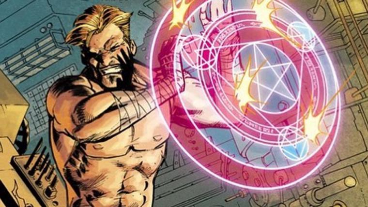 Novo herói da Marvel é uma mistura de Doutor Estranho e Capitão América