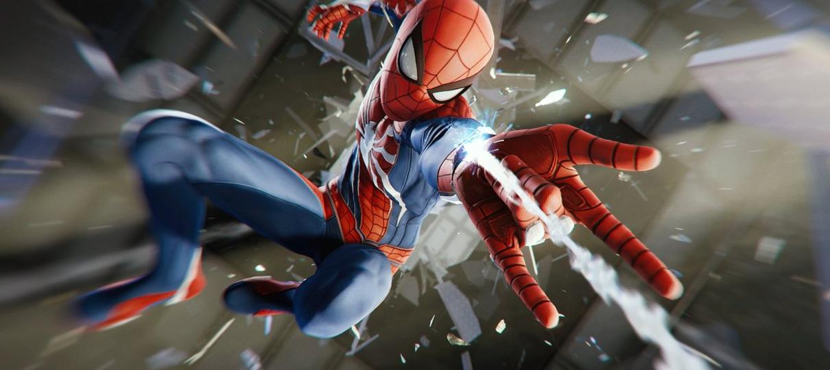 Homem-Aranha de PS4 terá conteúdo de Quarteto Fantástico
